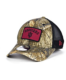 Indiana Hoosiers Patch Trucker 9FORTY Cap