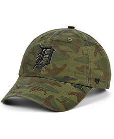 '47 Brand Detroit Tigers Regiment CLEAN UP Cap