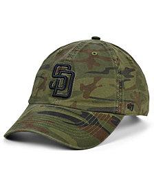 '47 Brand San Diego Padres Regiment CLEAN UP Cap