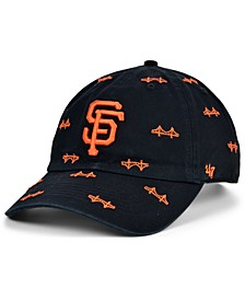 Women's San Francisco Giants Confetti Adjustable Cap