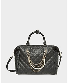 Women's Dressed Up Quilted Satchel
