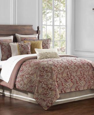 Danehill Reversible Queen 4 Piece Comforter Set