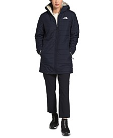 Women's Mossbud Reversible Fleece Parka