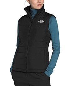 Women's Mossbud Reversible Fleece Vest