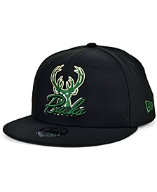 Youth Milwaukee Bucks Double Dribble Cap
