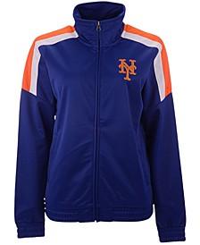 Women's New York Mets Track Star Track Jacket