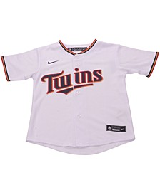 Minnesota Twins Infant Official Blank Jersey