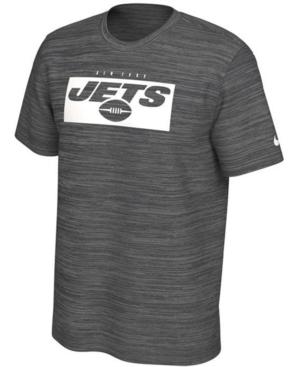 Nike New York Jets Men's Legend Velocity Training T-Shirt
