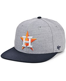 Houston Astros Dimensions Snapback Cap