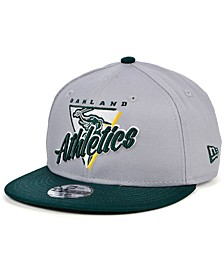 Oakland Athletics Lil Away Game 9FIFTY Cap