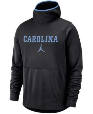 Jordan Men's North Carolina Tar Heels Spotlight Hooded Sweatshirt