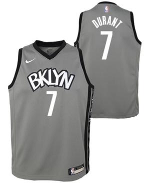 Nike Youth Brooklyn Nets 2019 Statement Swingman Jersey Kevin Durant