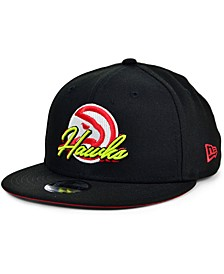 Kids' Atlanta Hawks Double Dribble Cap