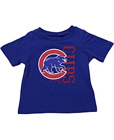 Toddler Baby Chicago Cubs Mascot T-Shirt