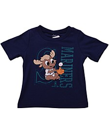 Toddlers Seattle Mariners  Mascot T-Shirt