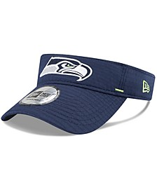 Men's Seattle Seahawks 2020 Training Visor