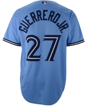 Nike Men's Vladimir Guerrero Jr. Toronto Blue Jays Official Player Replica Jersey