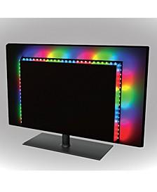 Aura LED Color-Changing Strip Lights w/ Remote