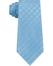 Men's Dice Geometric Skinny Tie