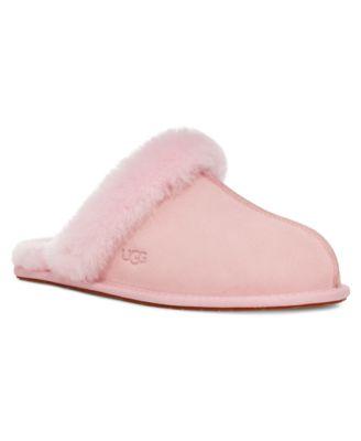 ugg slippers light pink