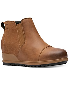 Women's Evie Lug Sole Pull-On Booties