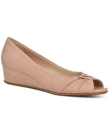 Caddia Wedge Pumps