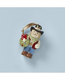 2020 Cowboy Nutcracker Ornament