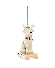 2020 Ralph The Reindeer Ornament