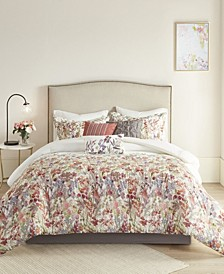 Mariana 7 Piece California King Comforter Set