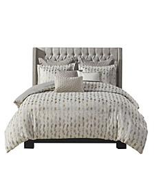 Sanctuary 8 Piece Queen Comforter Set