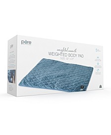 Large Weighted Heated Pad