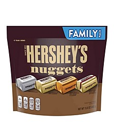 Nuggets Chocolate Candy Assortment, 15.6 oz