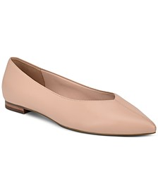 Altair Pointed Toe Flats