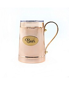 20 Oz Copper Beer Stein