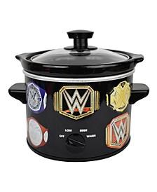 WWE Championship Belt 2-Qt. Slow Cooker