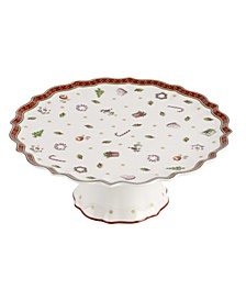 Toys Delight Footed cake plate small