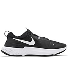 Men's React Miler Running Sneakers from Finish Line