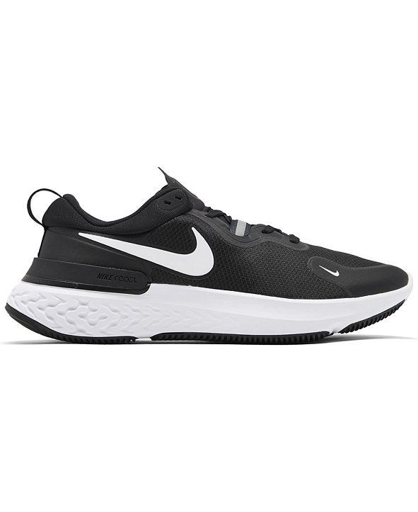 Nike Men's React Miler Running Sneakers from Finish Line