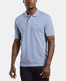 Men's Classic Fit Chine Pique Polo Shirt