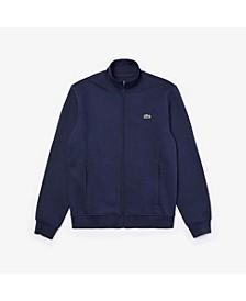 Men's SPORT Long Sleeve Solid Full-Zip Sweatshirt