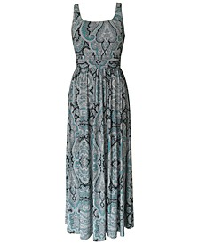 INC Banded Maxi Dress, Created for Macy's