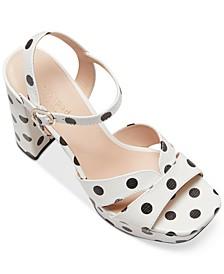 Delight Platform Sandals