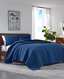 Haverhill Solid Quilt Set, Full/Queen