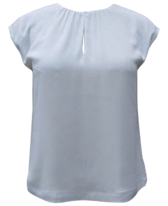 Alfani Shirred Shell Blouse, Created for Macy's