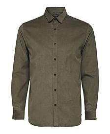 Homme Men's Cord Shirt