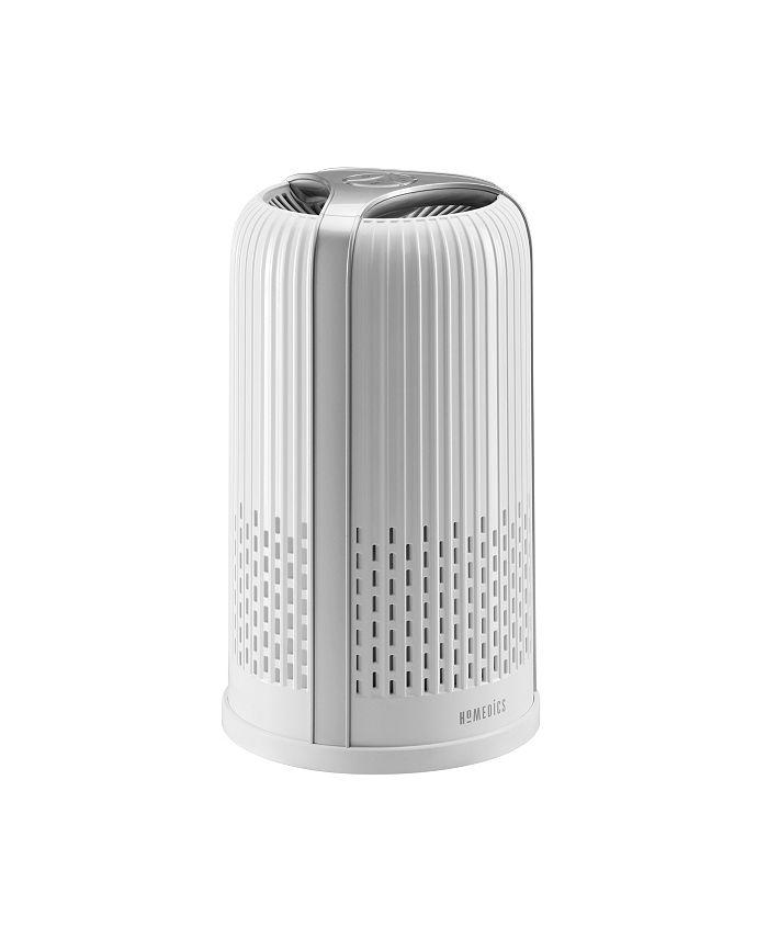 Homedics - TotalClean® 4-in-1 Tower Air Purifier