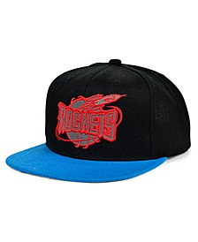 Houston Rockets HWC 2 Team Reflective Snapback Cap
