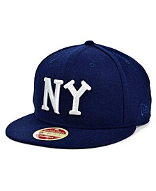 NLB 100th Patch 9FIFTY Cap