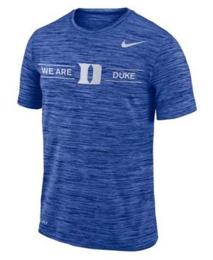 Nike Duke Blue Devils Men's Legend Velocity T-Shirt