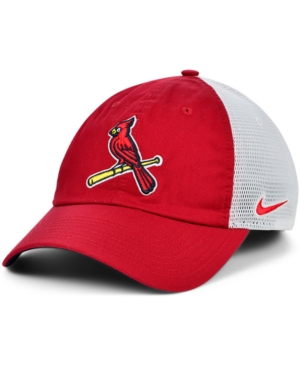 Nike St. Louis Cardinals Heritage 86 Team Trucker Cap